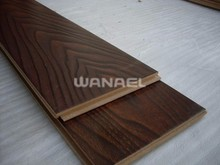 2017 Canton Fair Free Sample High Quality PVC Laminated Wood Flooring