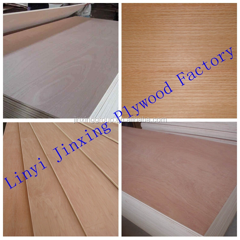 Shandong High Quality Commercial Poplar Playwood Sheets