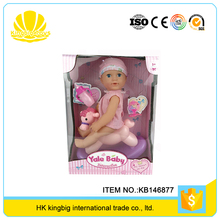 eco friendly simulation multifunction baby dolls made china with safety material