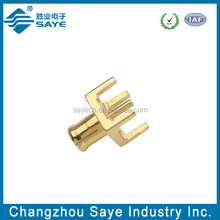 male connector mcx pcb