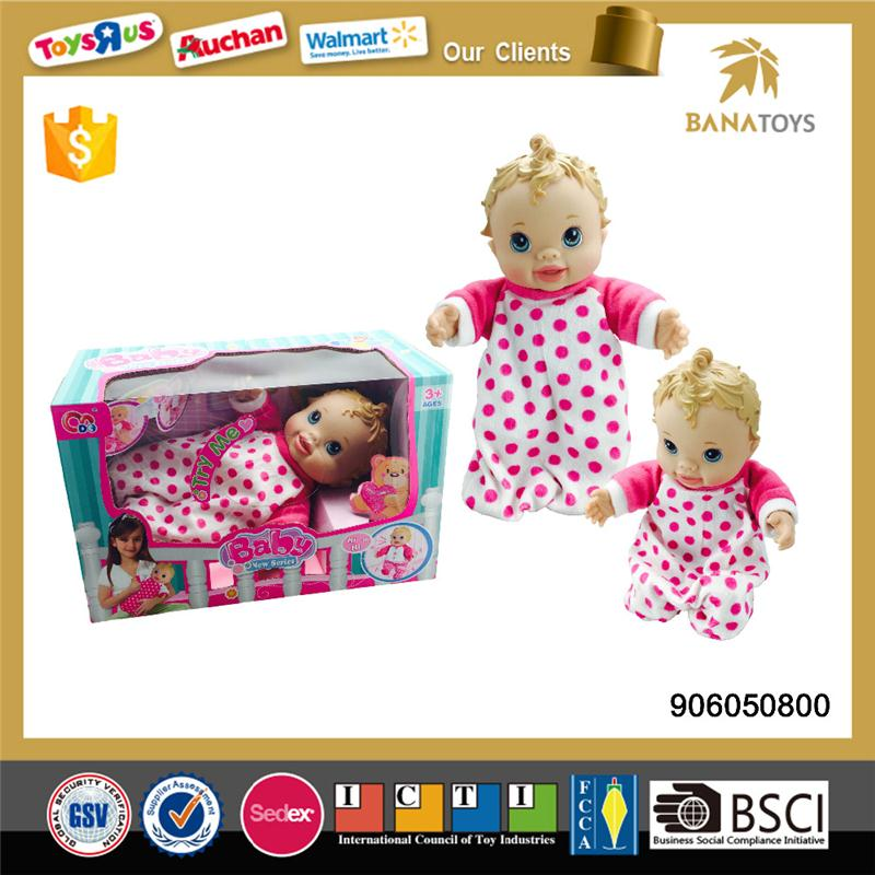 Free Shipping Mini reborn soft silicone baby <strong>dolls</strong>