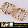 Gold Metal Fashion Decorative Buckles Shoe
