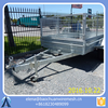 6*4 Box Trailer Cage / Galvanised Trailer / utility cage trailer
