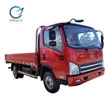 FAW single row cab light cargo truck