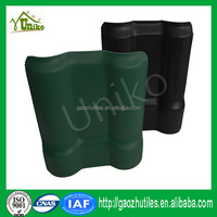 Double Roman building material waterproof spanish s type roof tile