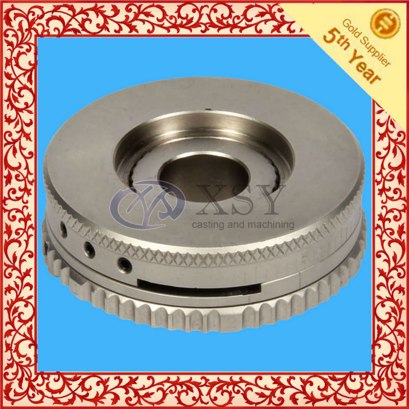 high precision stainless steel 304/316 motorcycle wheel bearing machining parts
