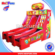 2014 hot sale Ghost Bowling redemption sports game machine