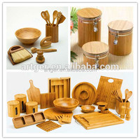 Custom designed bamboo antique wooden serving tray wholesale