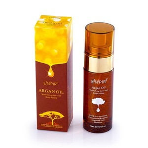 Wholesale Private Label essential Morocco Argan Oil for hair