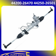 HIACE 2005 LOW ROOF steering rack auto part number cross reference 44200-26470 44250-26501