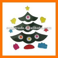 Promotion decor static cling adhesive Christmas removable window sticker