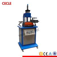 GP-210 small efficient hot stamping machine for plastic