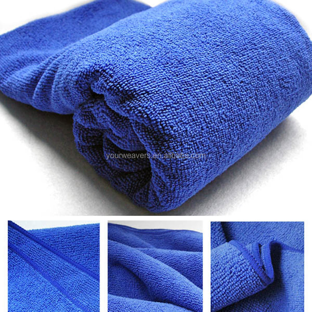 380gsm Micro Fiber Microfiber Car Wash Car Detailing Towel Cloth