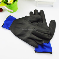 good cut resistant gloves safety gloves anti cut/ cut level 3 nitrile glove