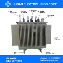 Hot selling machine 11kv 500kva power distribution transformer