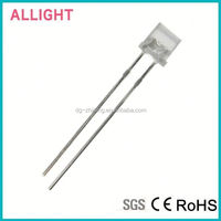 ALLIGHT water clear 5mm flat head led quite cheap