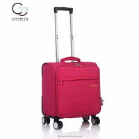 China supplier rolling travel bag, office trolley bag, travel business 4 wheels trolley bag