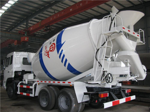 2018 Dongfeng For Chinese concrete mixer truck specifications