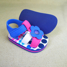 Cute infant boy baby shoes
