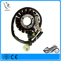 China price cheap magnetic coil motorcycle 18 poles magnet Ignition Stator Magneto systems for SUZUKI GS
