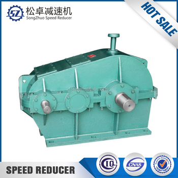 High torque speed reducer for Mining Industry
