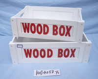 cheap high quality wooden fruit crates for sale custom logo