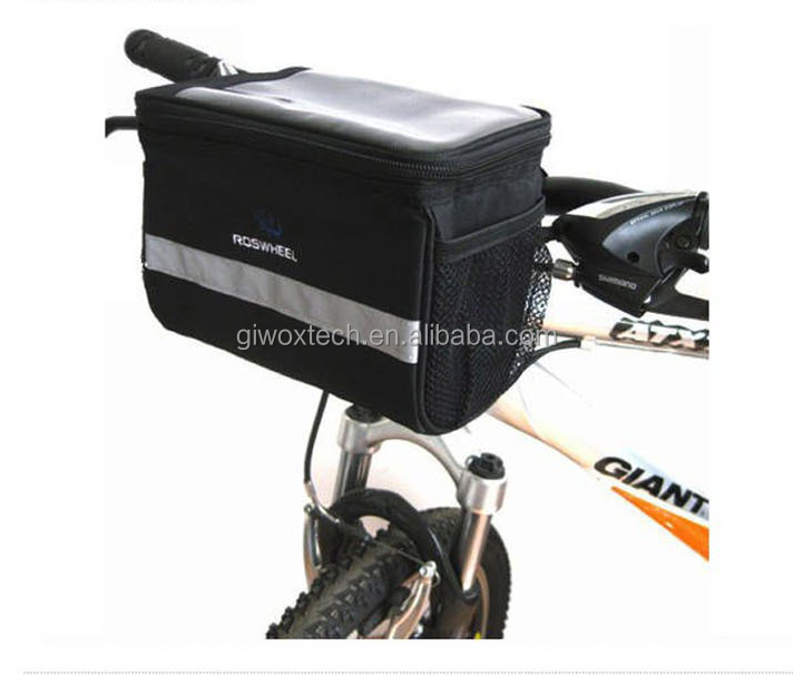 fashion Bicycle Cooler lunch Bag insulated