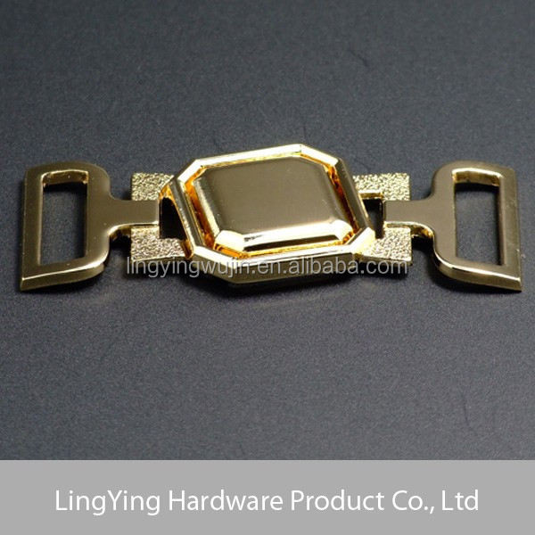 Fujian competitive price gold ZINC ALLOY usb belt buckle