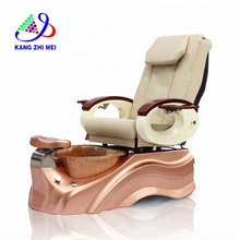 kangzhimei nail salon pedispa chair luxury manicure electric pedicure chair with massage (S832)