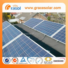 Solar ground mounting system sun tracking solar system pv solar system