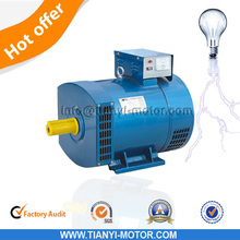 ST Single Phase Generator 6 kw and 10 kw alternator