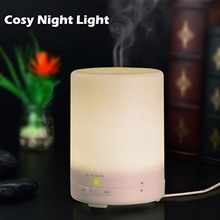 2016 hot sale Ultrasonic Aroma Diffuser / Essential Oils Diffusers with Led changing