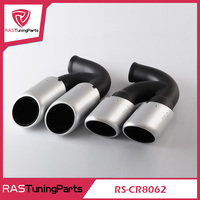 Original Stainless Steel Exhaust Pipe Mufflers For Porsch Cayenne