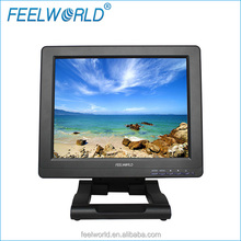 feelworld 12.1 inch lcd monitor with HDMI VGA DVI RCA and touchcsreen