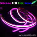 Waterproof silicone led neon light