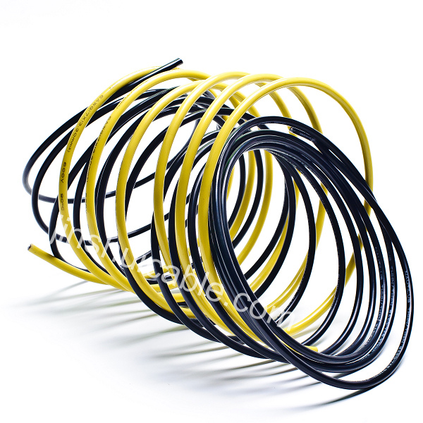 1.5mm 2.5mm 4mm 6 mm PVC insulated electric wire plastic cover