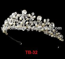 2017 crystal wholesale pageant crowns and tiaras