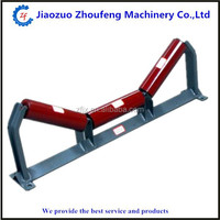 China supplier flat belt idler pulley/ return roller idler/uhmwpe carrying conveyor idler (wechat:0086-18739193590)