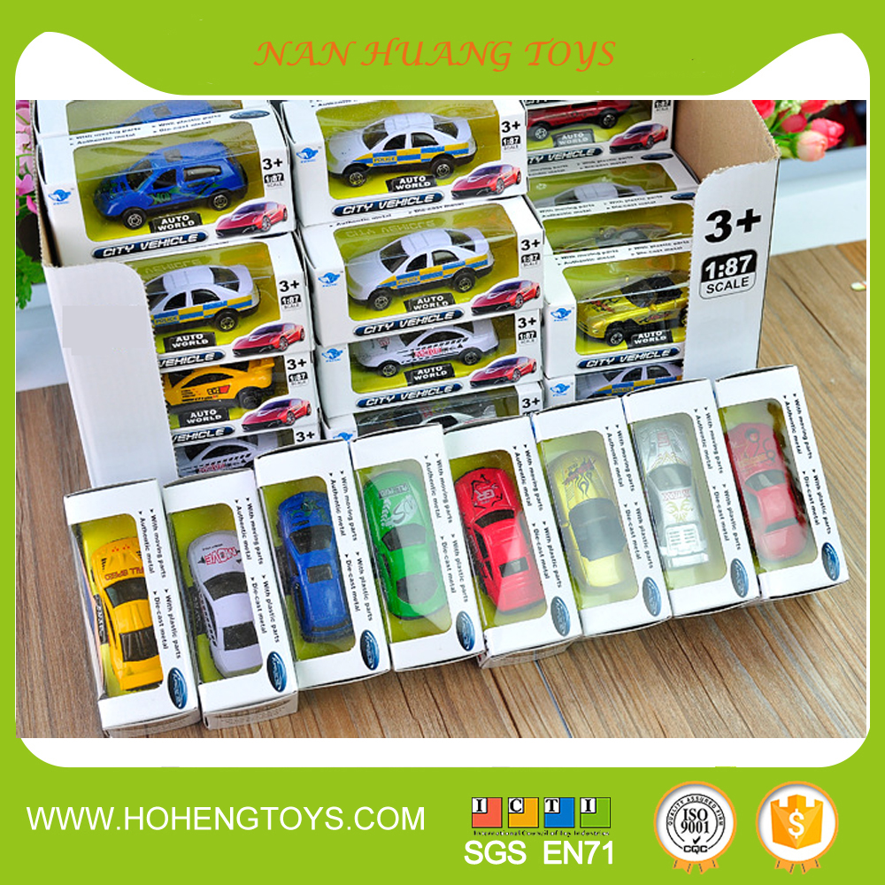 Alloy toy diecast model car