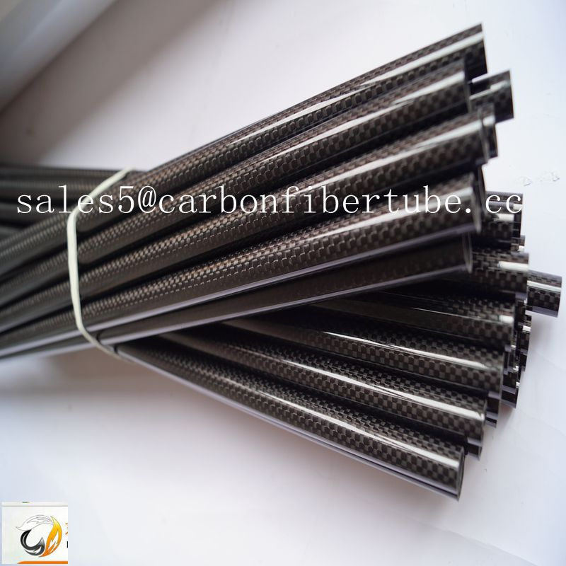 Hot sale 3K carbon fiber tube, high qualitty Carbon Fiber 3K