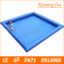 Best selling PVC kids inflatable swimming pool,plastic swimming pools
