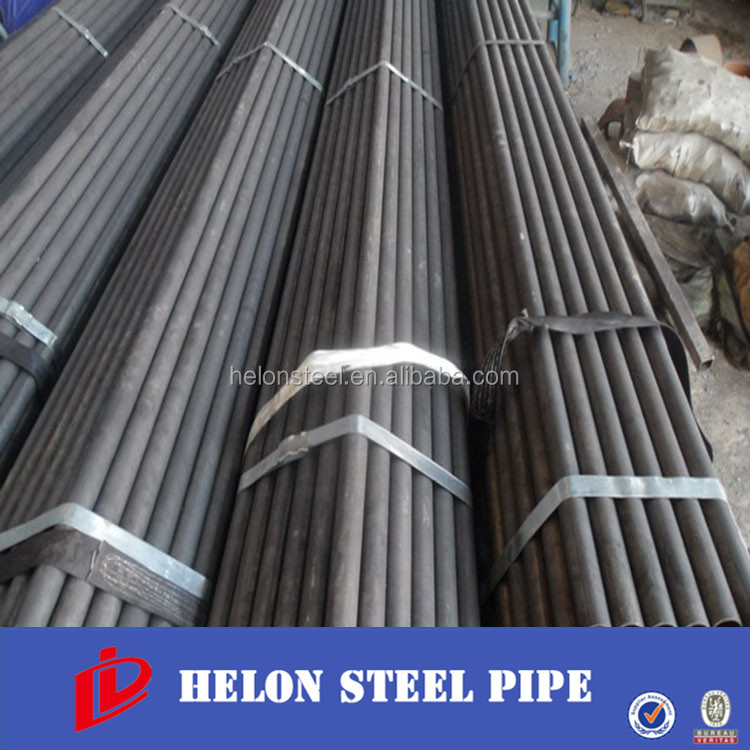 Weld schedule 40 steel pipe black tube videos