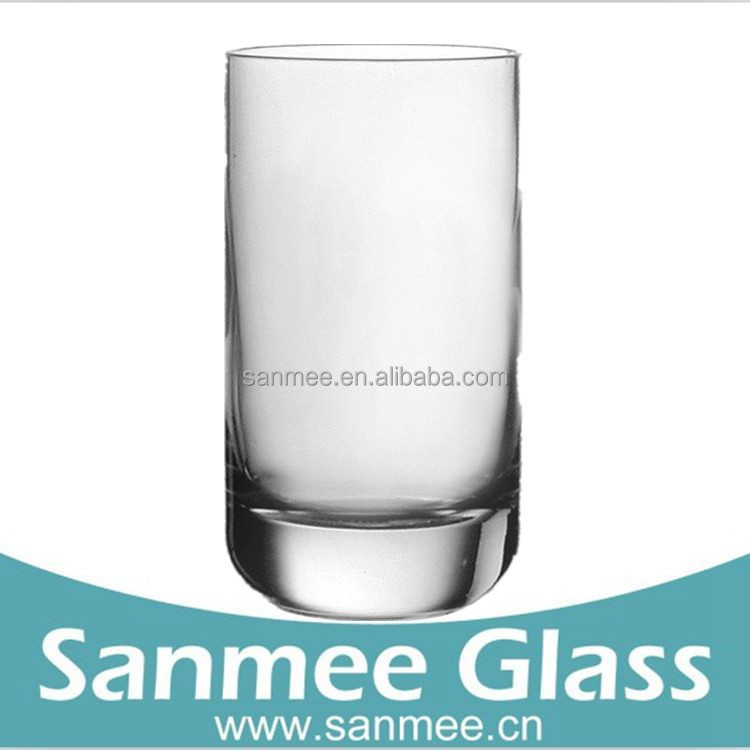 Machine Blow Funny Drinking Glass Cup Glassware Wholesale
