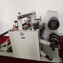 Automatic Jumbo Roll Plastic Film Slitting And Rewinding Machine