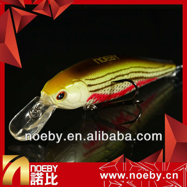 2013 NOEBY fishing lures plastic shrimp
