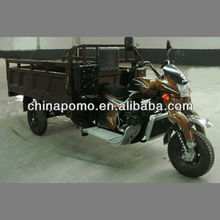 Alibaba 2013 golden tricycle powered by full water cooling 200CC egnine