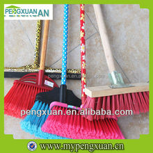 hot selling professional thread wooden mop and broom holder