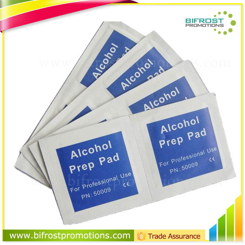 Hot Selling Sterile Cleaning Medical Alcohol Prep Pad Alcohol Pad