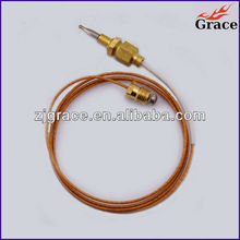 Assemble & welding thermocouple connection head