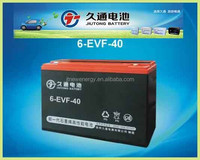 best performance Electric vehicle battery/EVF battery 12V40AH for golf car